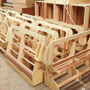 Plywood Seating